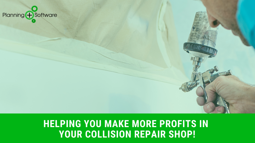 Helping you make more profit in your autobody shop